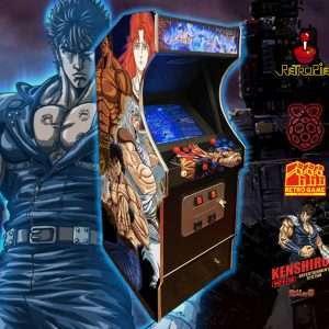 Cabinato Arcade Kenshiro