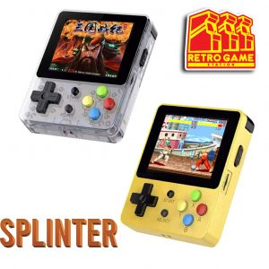 Splinter Retrogame Pocket