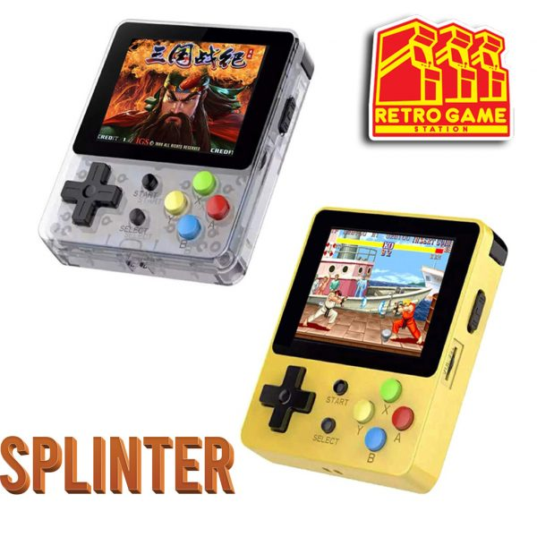 Splinter Retrogame Pocket