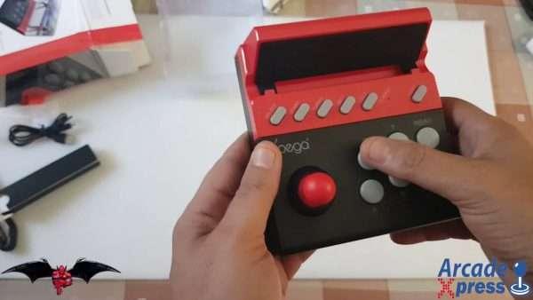 arcade controller ios android