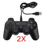2 joystick ps3 usb