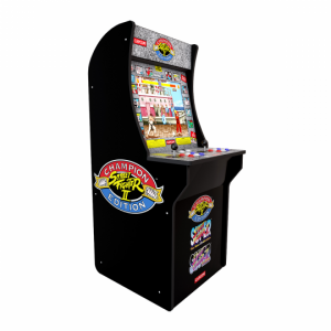 arcade1up Street Fighter