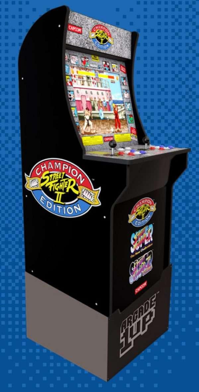 arcade1up con rialzo
