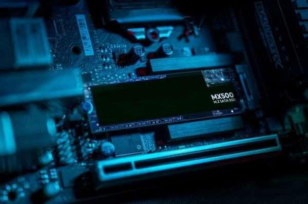 ssd m2 500GB