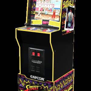 Street Fighter 2 Capcom Legacy Edition Arcade Cabinet