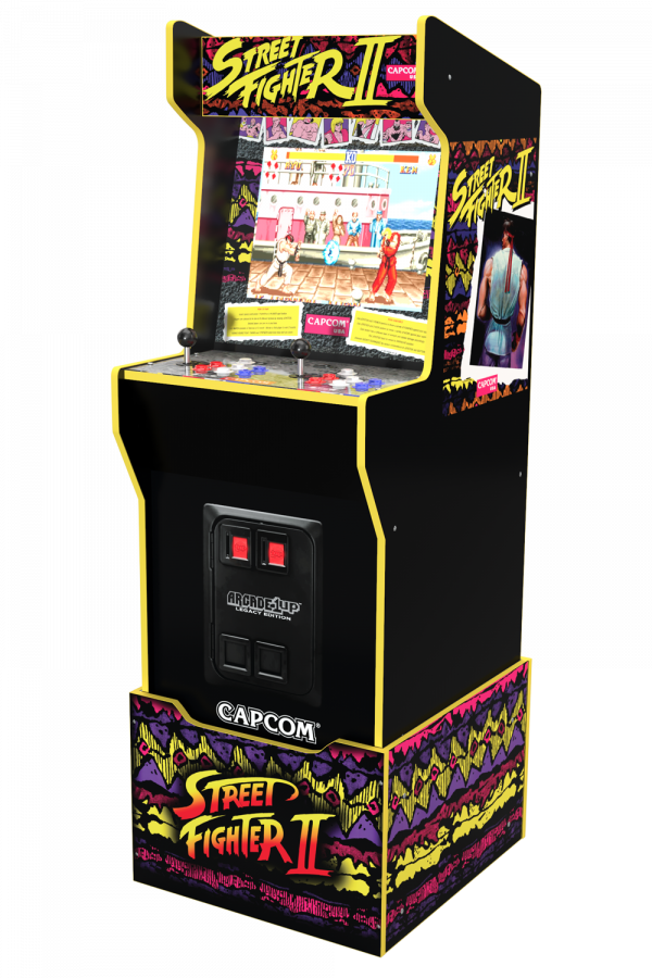 Street Fighter 2 Capcom Legacy Edition Arcade Cabinet